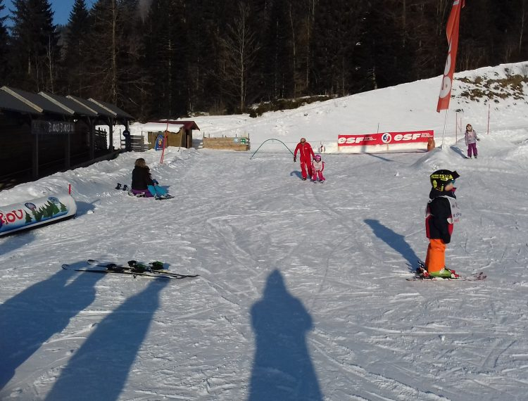 camping hiver Vosges